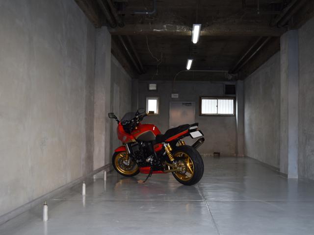 大阪市東淀川区豊新3-22-15 バイクパーキングM.S. -02